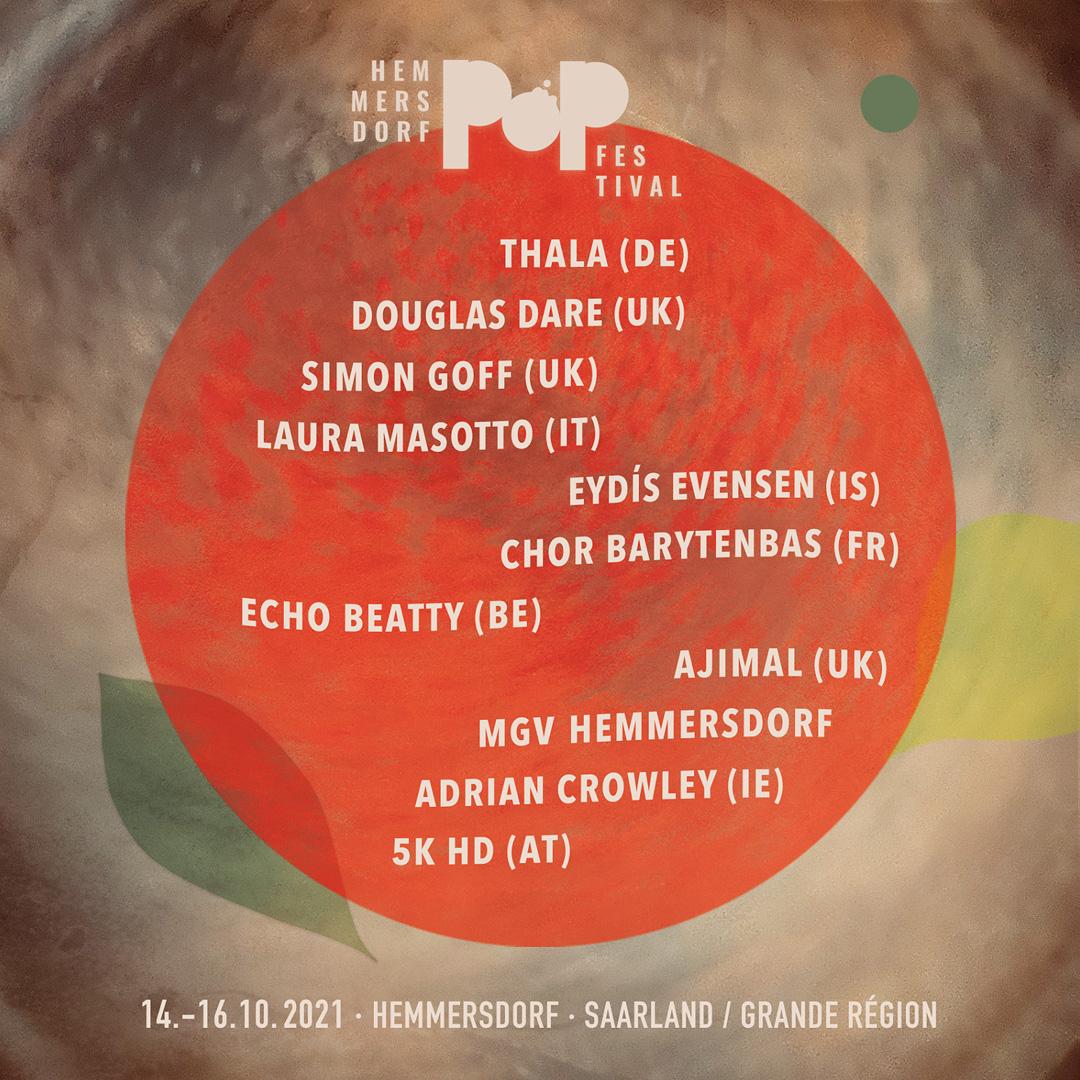 Das Festival zum Entdecken & Genießen – 14.–16. Oktober 2021